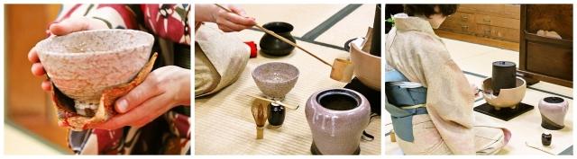 萩焼(伝統的工芸品)お茶道具のイメージ